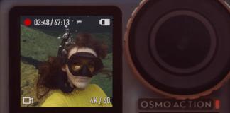 DJI Introduces New Osmo Action Camera
