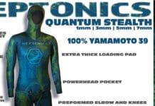 Neptonics Unveils Quantum Stealth Wetsuit