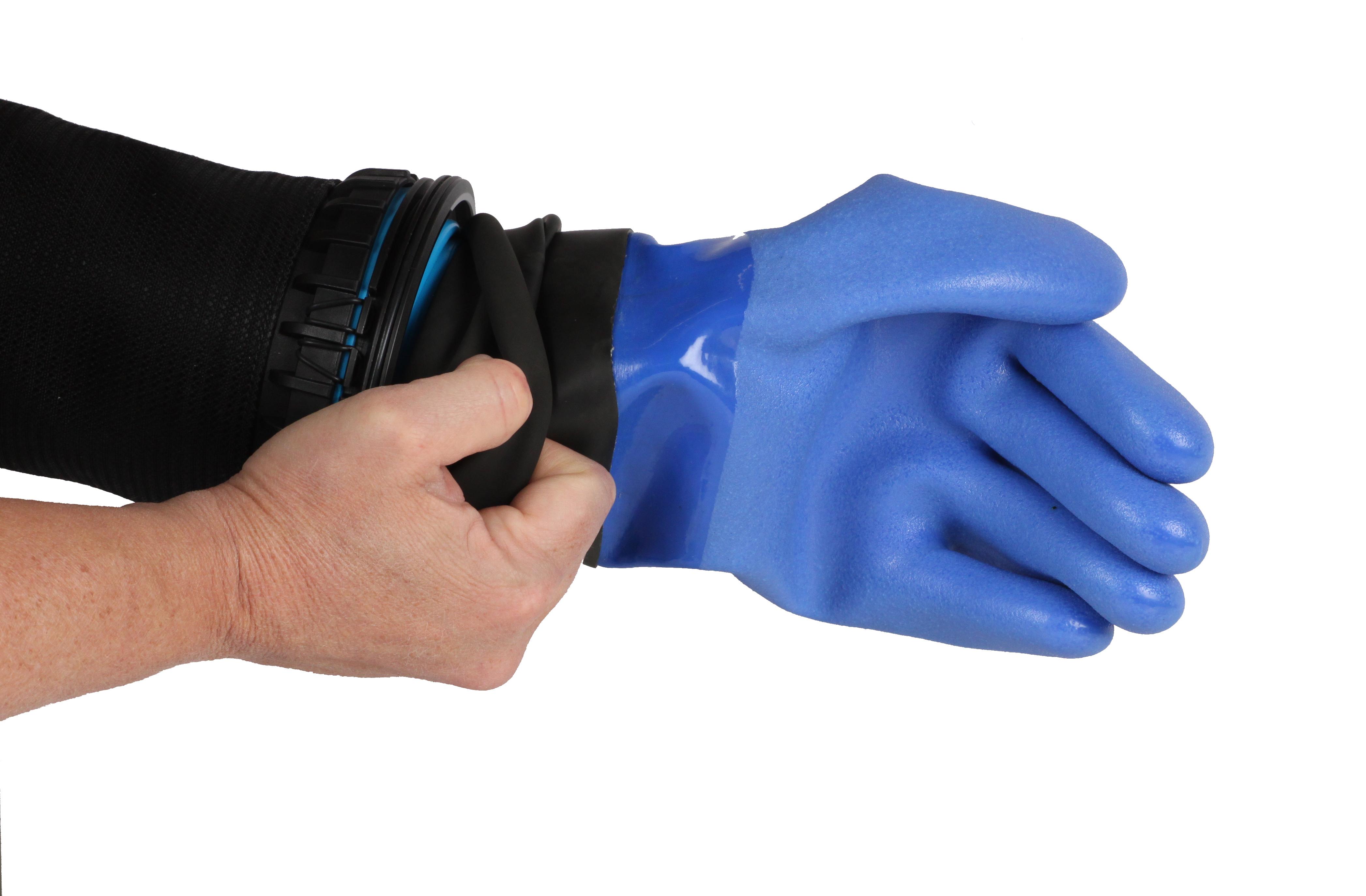 SI TECH's NEVA Dry Glove System
