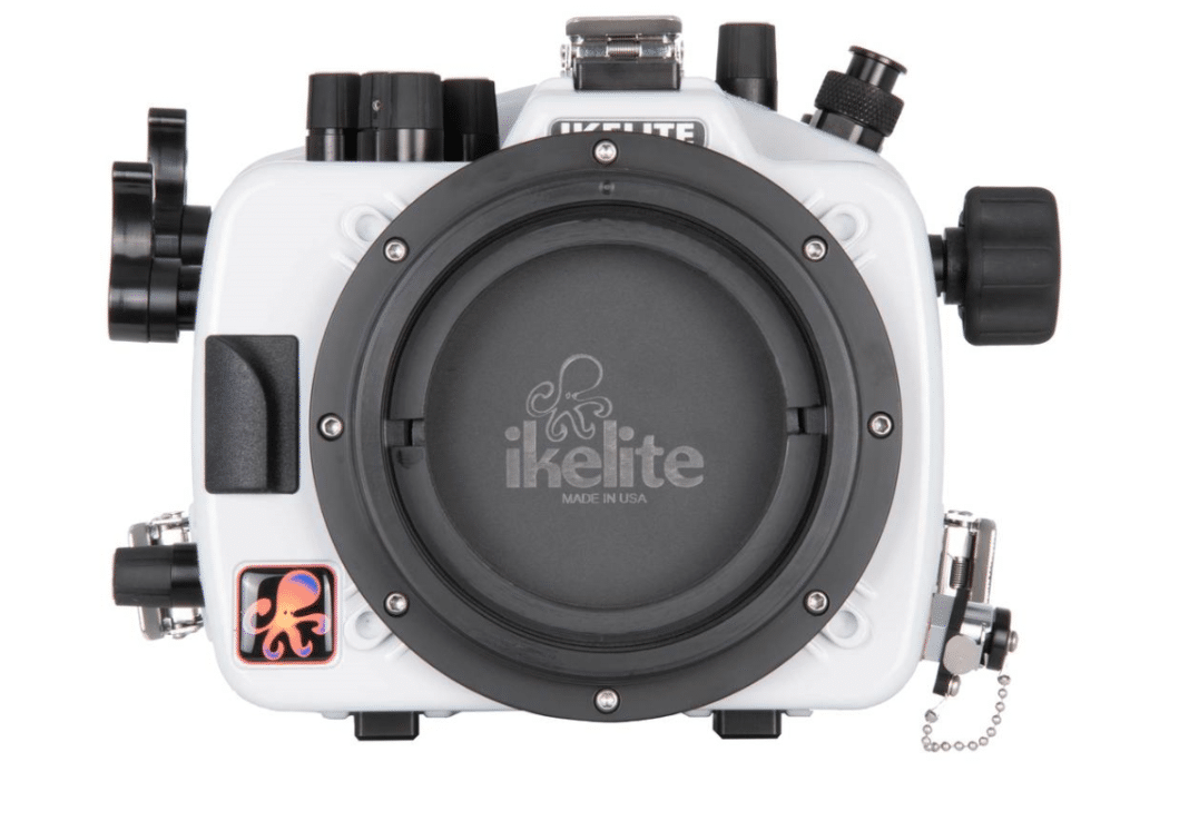 Ikelite 200DL housing for the Fujifilm X-T3camera