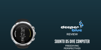 Review - Suunto D5 - Freediving Perspectives