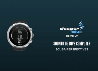 Review - Suunto D5 - Scuba Perspectives