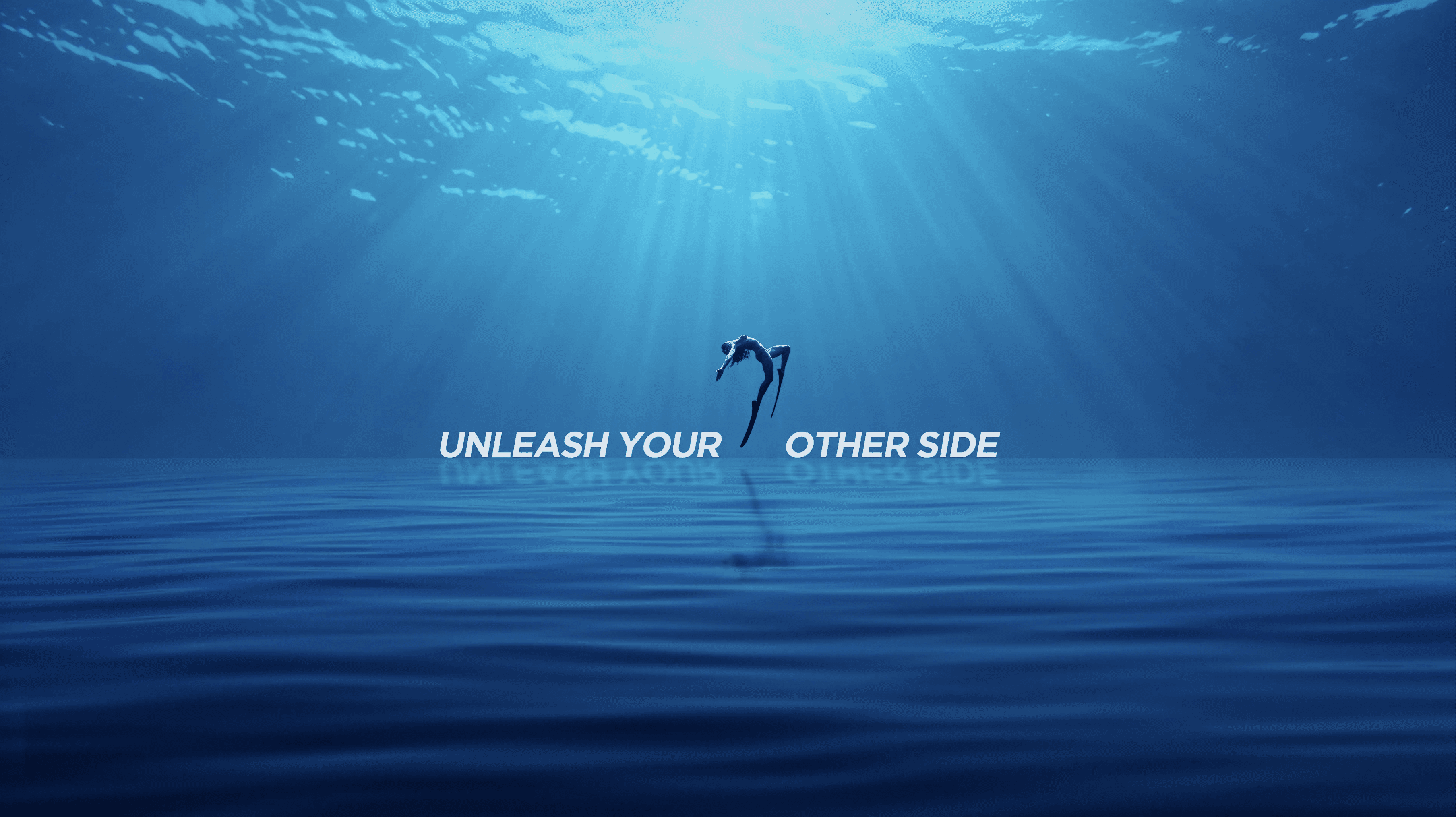 Unleash Your Other Side DJI Teaser