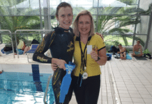Poland's Agnieszka Kalska Sets New AIDA Pool Freediving Record