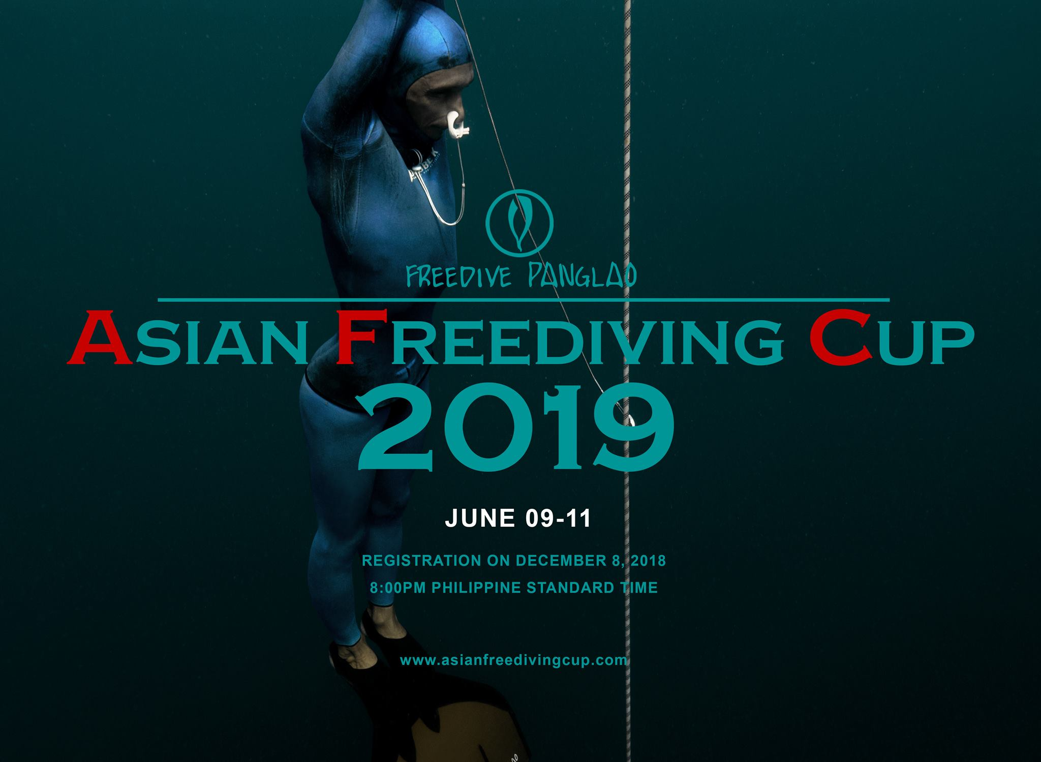 Asian Freediving Cup 2019
