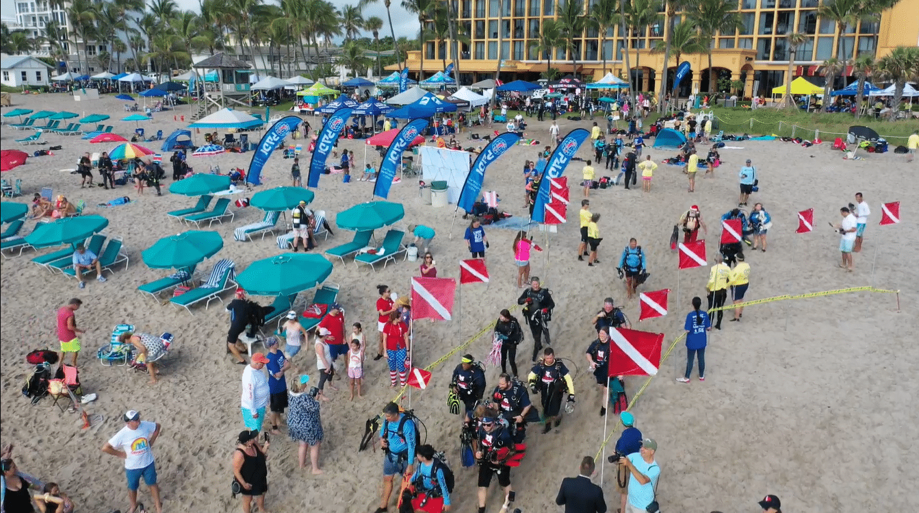 Beach Cleanup Sets Guinness World Record