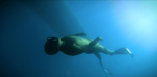 Freediver Goran Colak Featured In Plastic Pollution Video