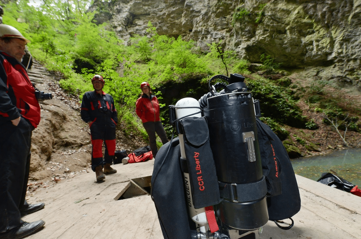 Hranice Abyss (Image credit: Czech Speleological Organization)