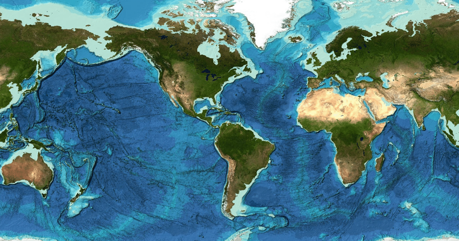 Fifteen Percent Of Ocean Floor Now Mapped Deeperblue Com