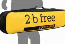 2 B Free Long Fins Bag