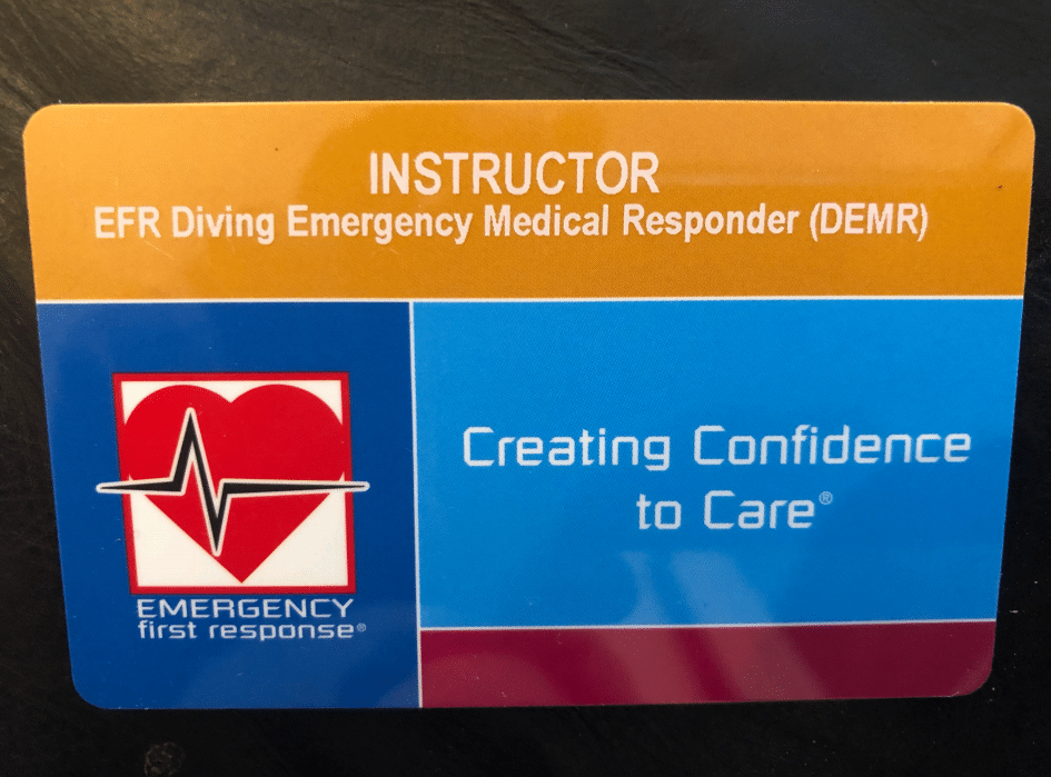 EFR DEMR course announced