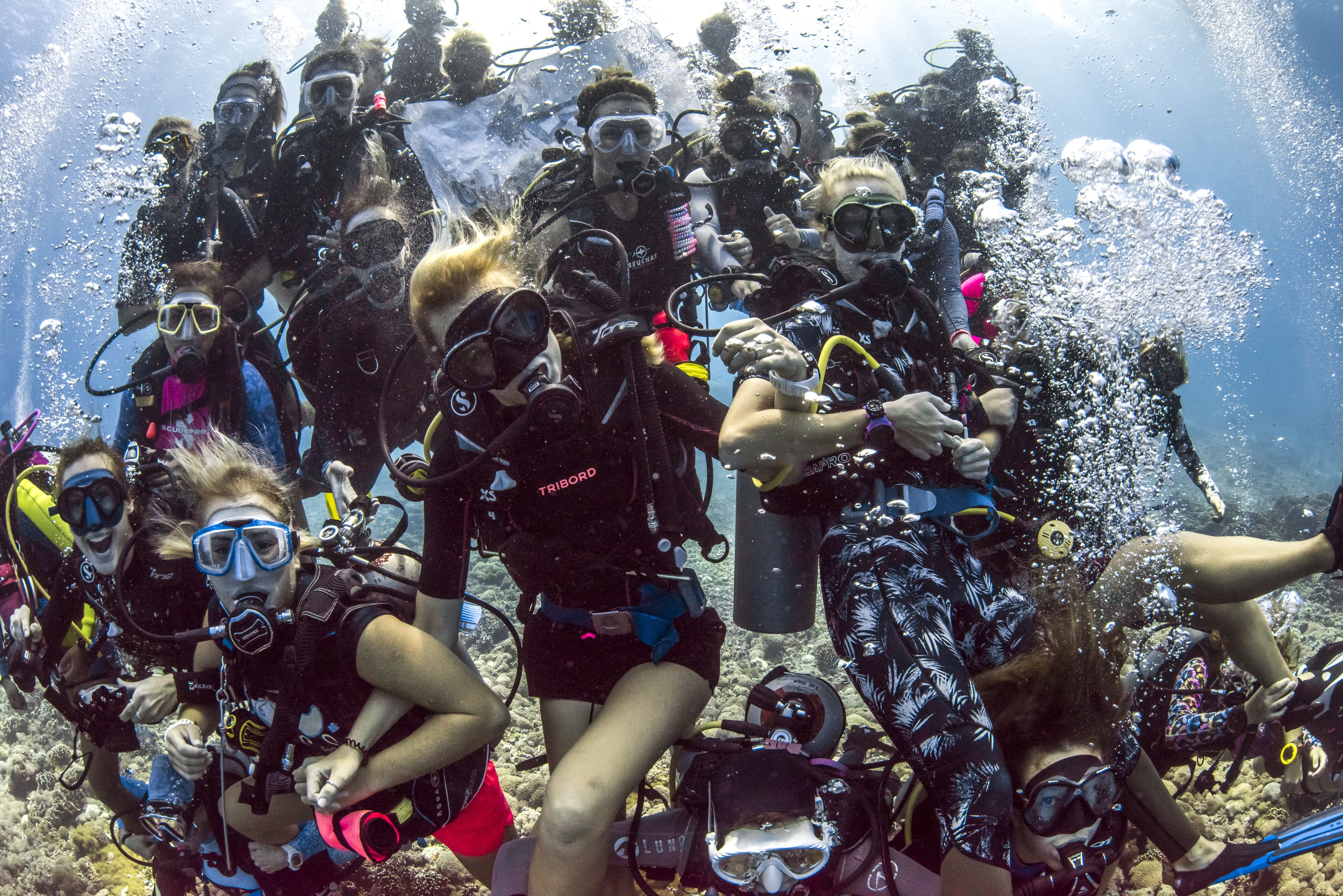 A Girls That Scuba Dive Trip