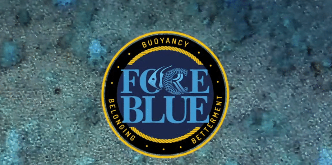 FORCE BLUE And Sea Of Change Team Up To Take On Plastics 2