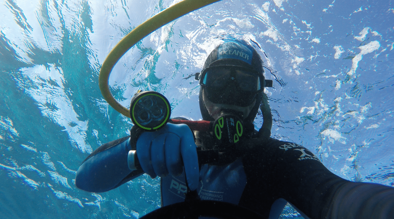 PFI Technical Freediving