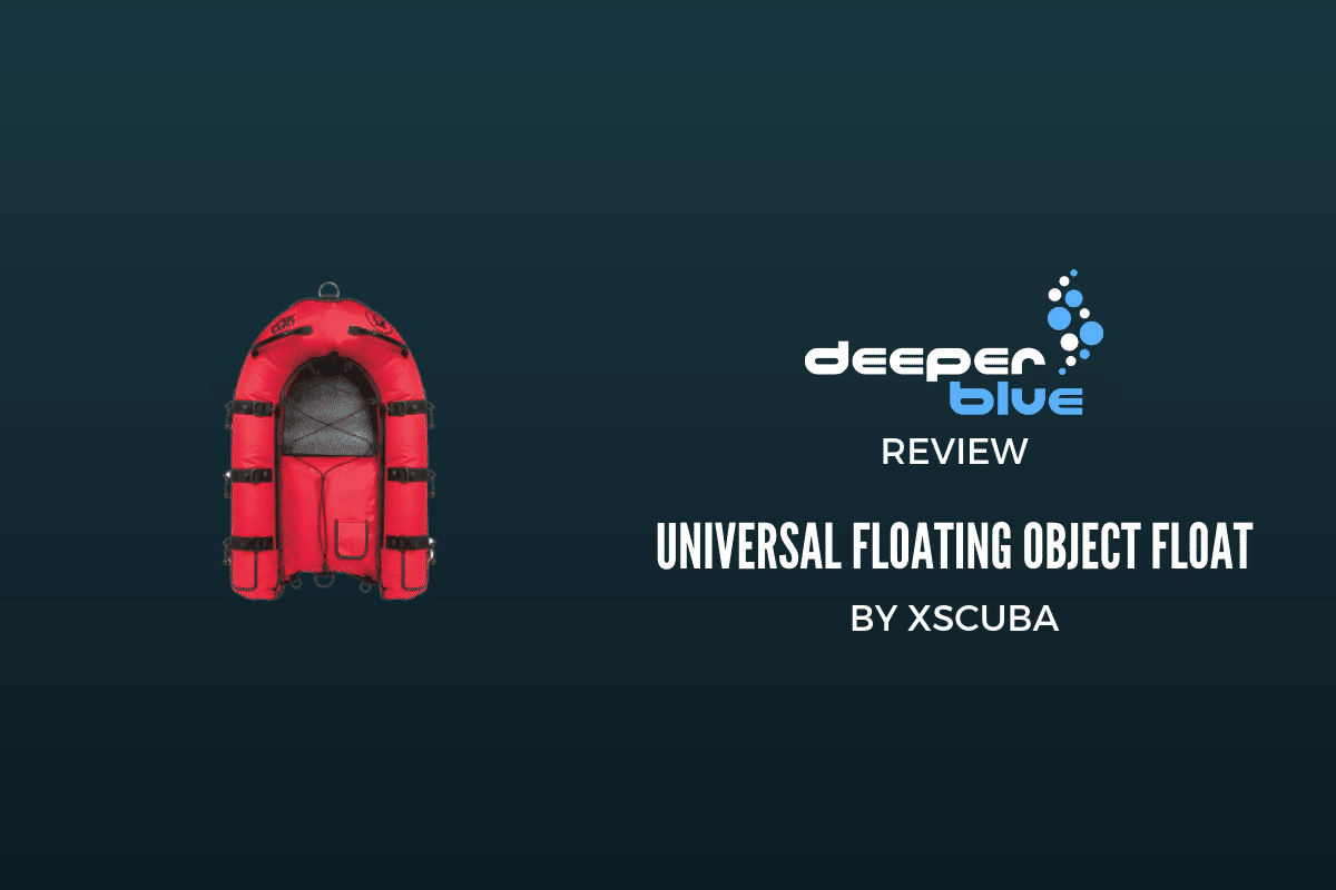 Review Universal Floating Object - By XScuba