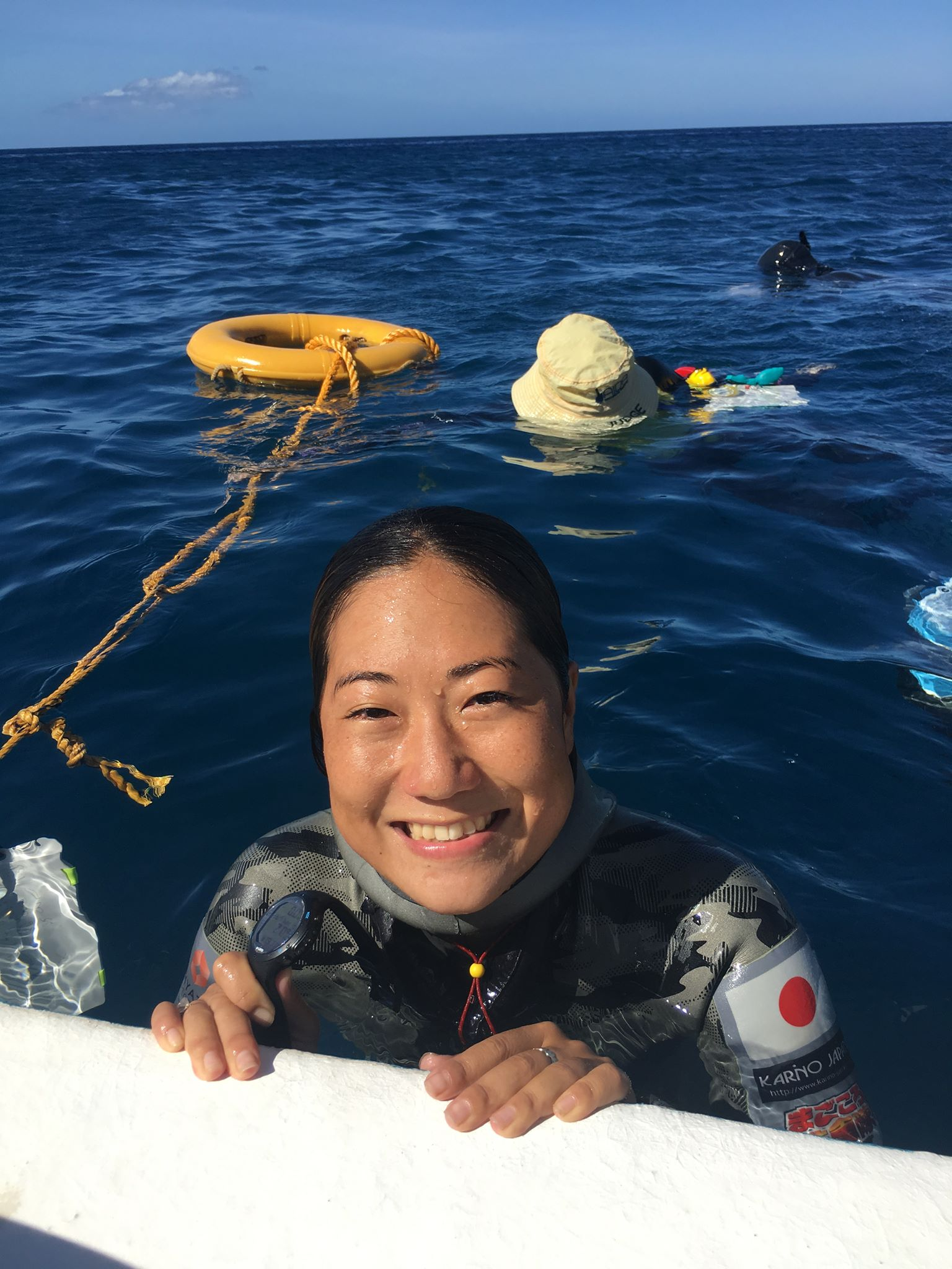 Japanese Freediver Sayuri Kinoshita Passes Away 1