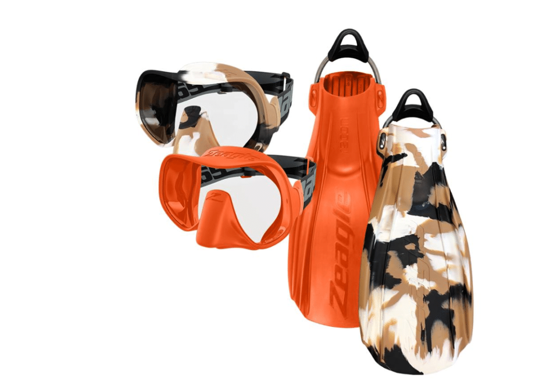 Summer Special for Zeagle Recon Fins And Scope Mono Mask 2