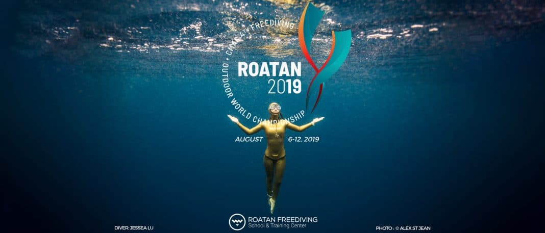Roatan 2019 CMAS 4th Freediving Outdoor World Championship
