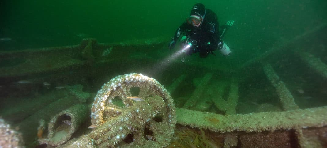 BSAC's Normandy 75 Expedition Marks D-Day Landings