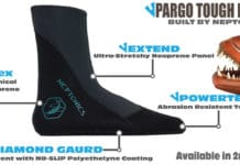 Neptonics has introduced its new Pargo tough booties.