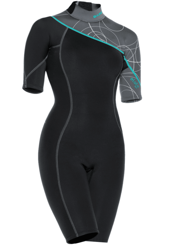 BARE Women's Elate Shorty wetsuit