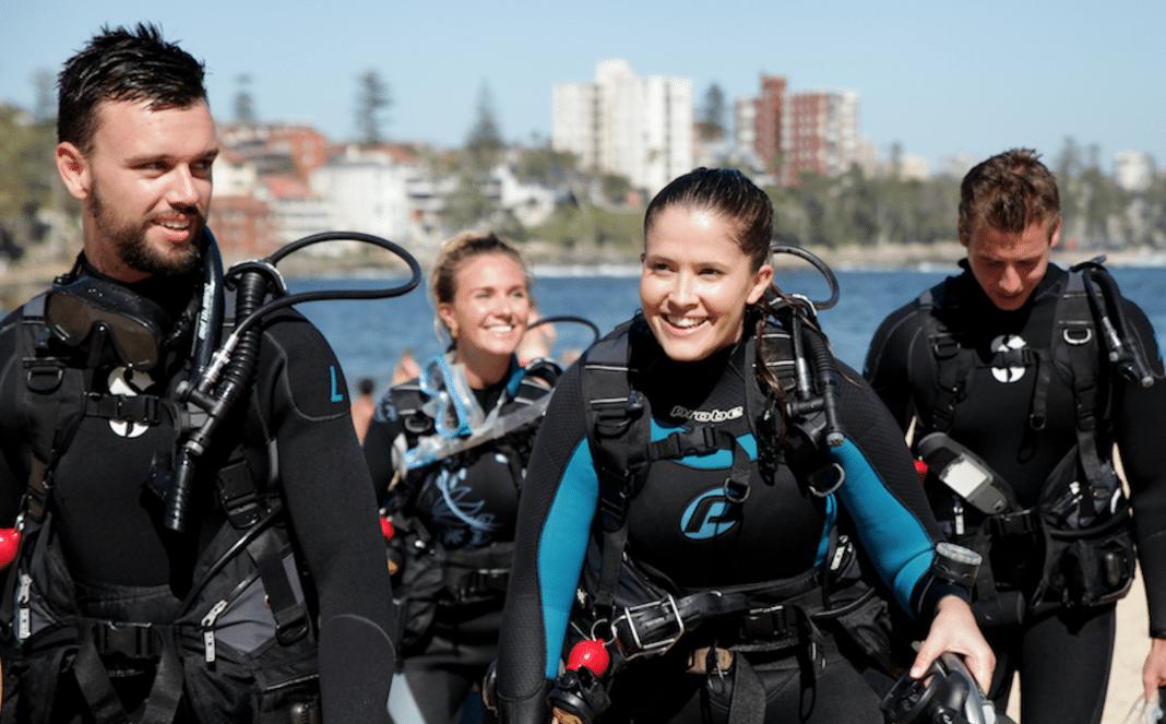 PADI Launches 2019 Master Scuba Diver Challenge