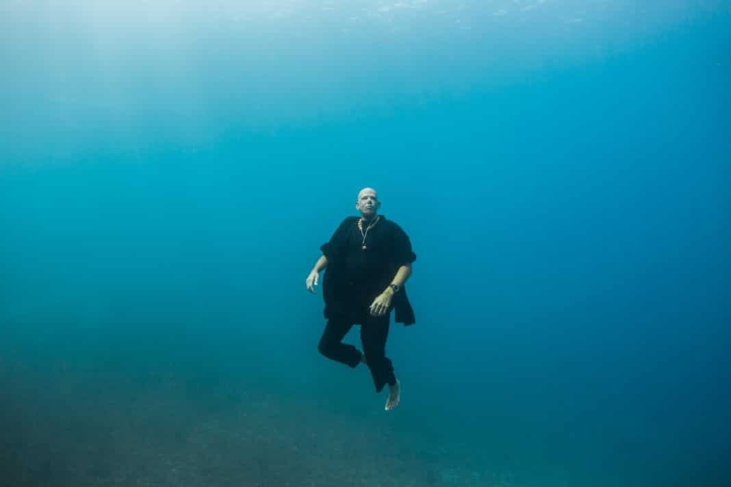 Loic Vuillemin is a competitive freediver and Swiss National record holder.
