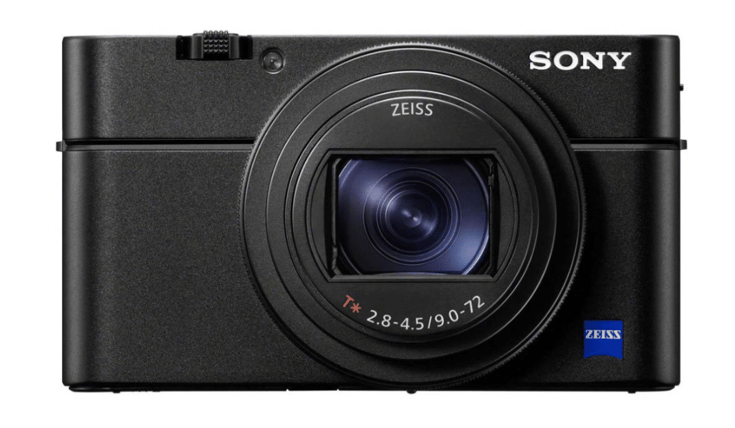 Sony RX 100 VII camera and housing due soon