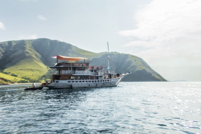 Review: Tradewinds Adventures Freediving Liveaboard to Komodo 8