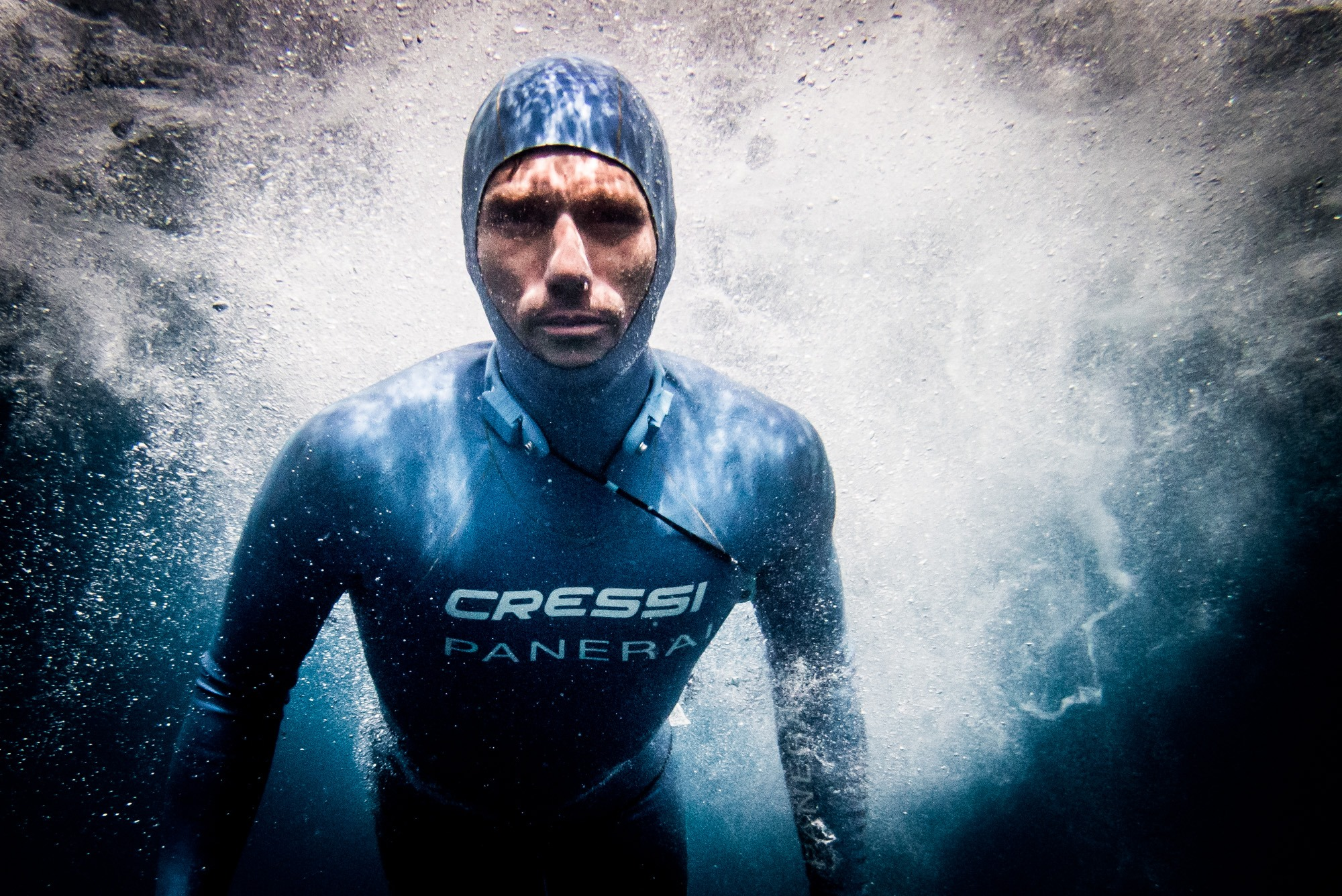 French freediving hero Guillaume Néry quits the AIDA Depth World Championships halfway through