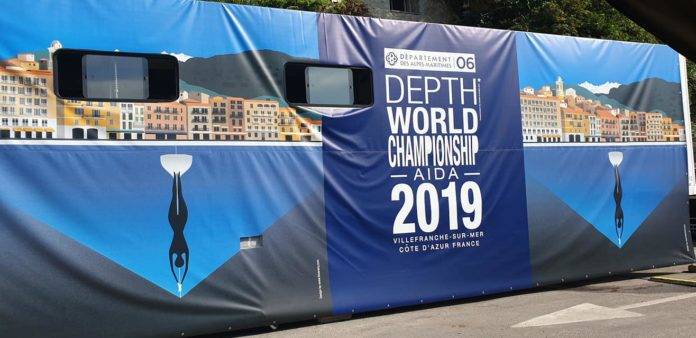 AIDA Depth World Championships 2019 Opening Ceremony