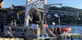 Day 2 of the 2019 AIDA Depth Freediving World Championships