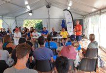 AIDA World Championships Athletes Meeting