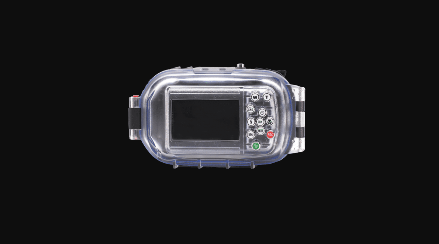DX-6G Underwater Housing