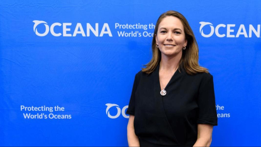 Oceana Honors Actress Diane Lane