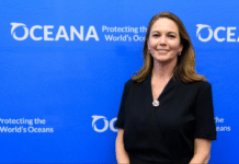 Oceana Honors Actress Diane Lane