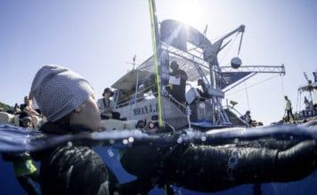 Day 4 of AIDA Depth Freediving World Championships 2019