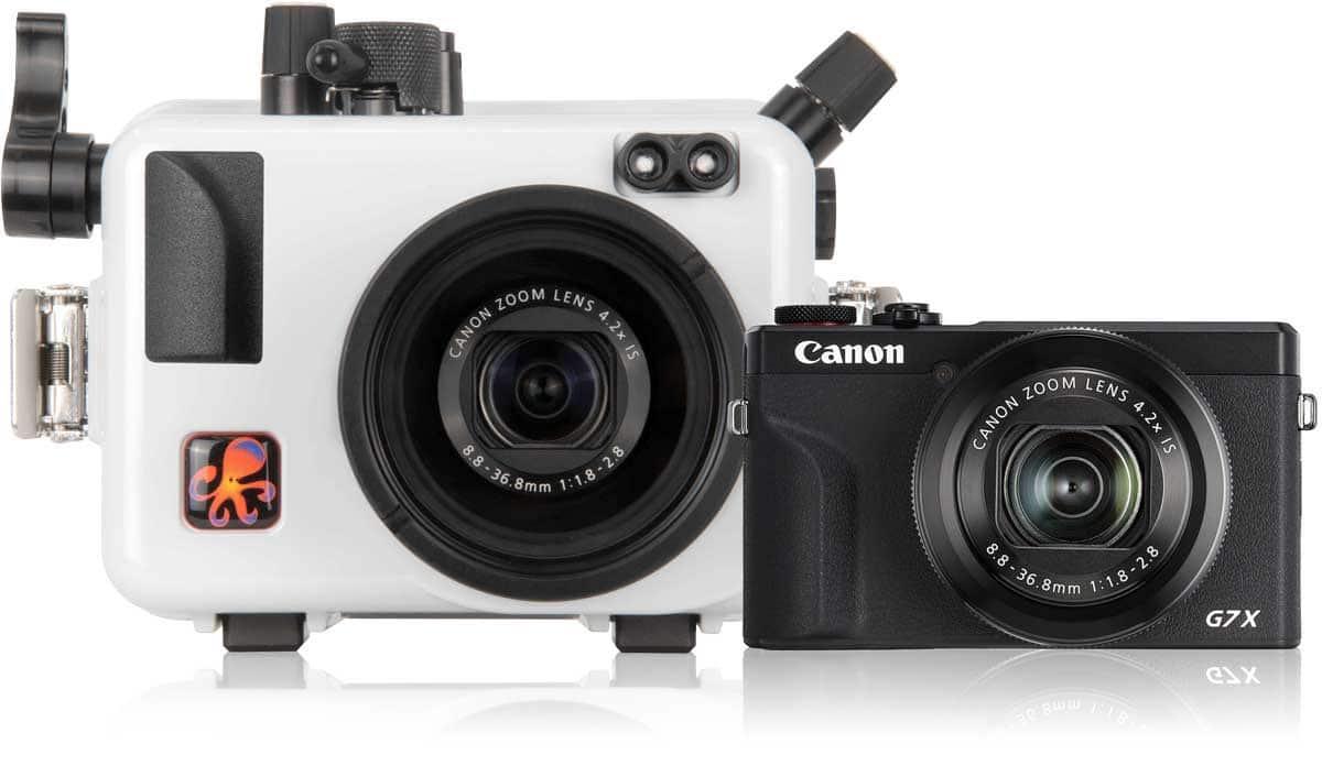 Ikelite Unveils New Housing For Canon PowerShot G7 X Mark III