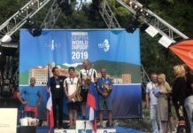 AIDA Depth World Championships 2019 - Closing Ceremony