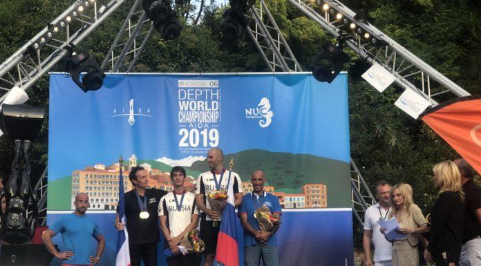AIDA Depth World Championships 2019 - Closing Ceremony