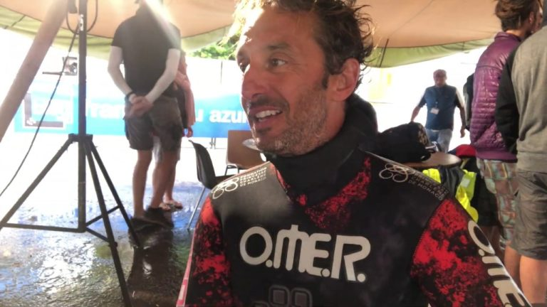 AIDA Depth Freediving World Championships 2019: Pierre Frolla – Head of Safety