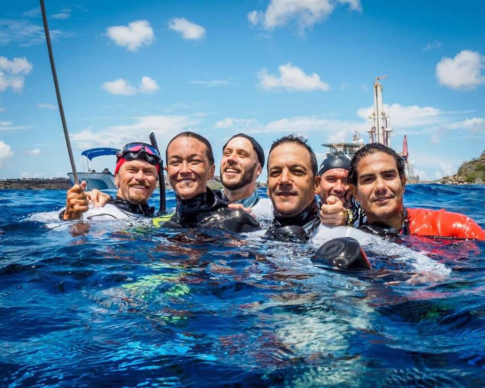 Alessia Zecchini Sets New Women's Free Immersion Freediving World Record