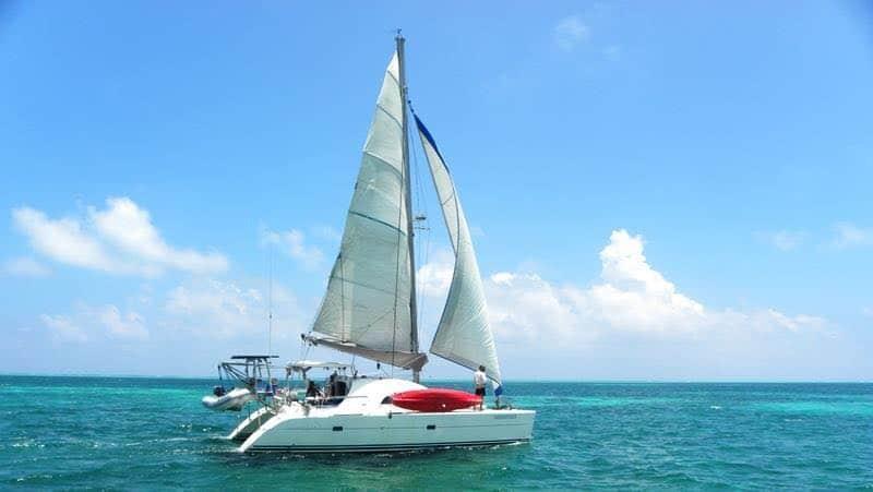 Catamaran 'Nomad'