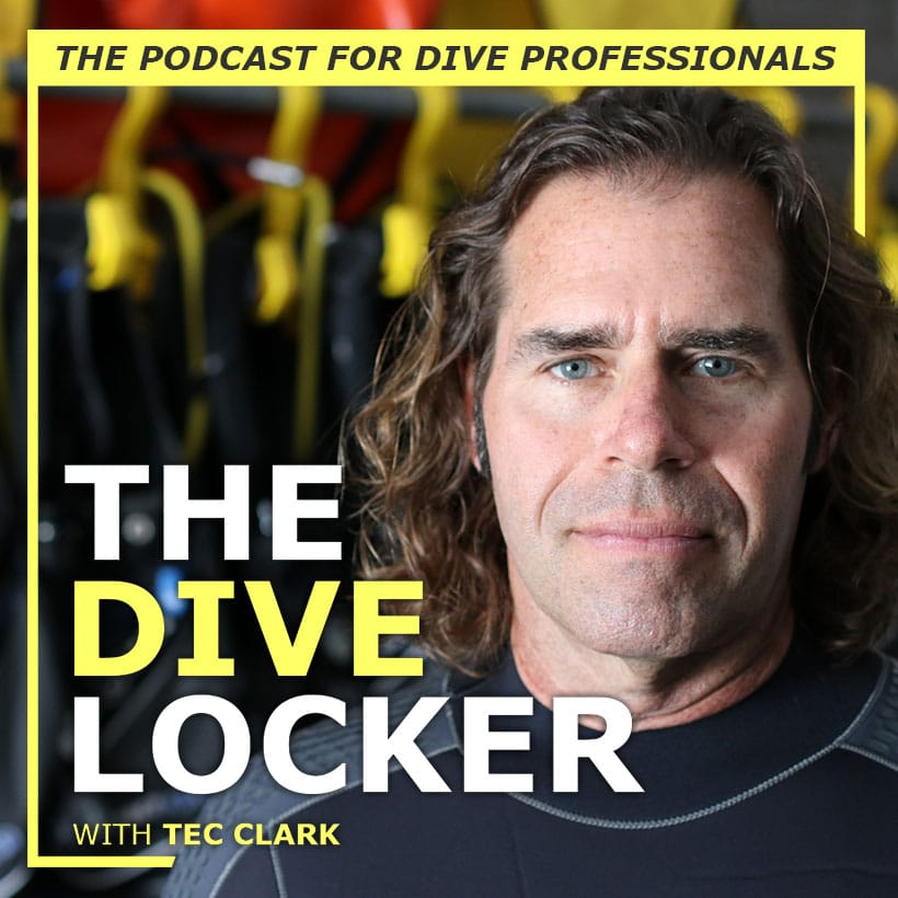 Check Out Tec Clark's 'Dive Locker' Podcast
