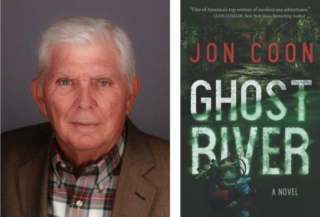 Jon Coon's new novel 'Ghost River'