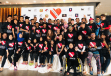 Diveheart and Kids Scuba team up in Malaysia