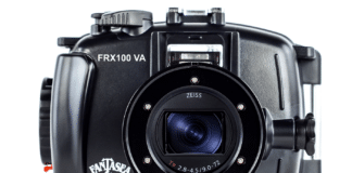 Fantasea Housing for Sony RX100 VA