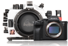 Ikelite Housing For Sony Alpha A7R camera