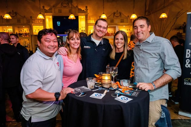 The DeeperBlue.com Breathhold & Brew Industry Party 2019