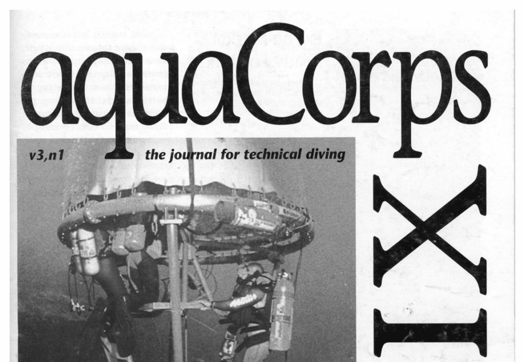 aquaCORPS' MIX Issue